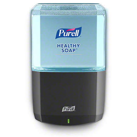 6434-01 PURELL ES6 TOUCH FREE SOAP DISPENSER GRAPHITE