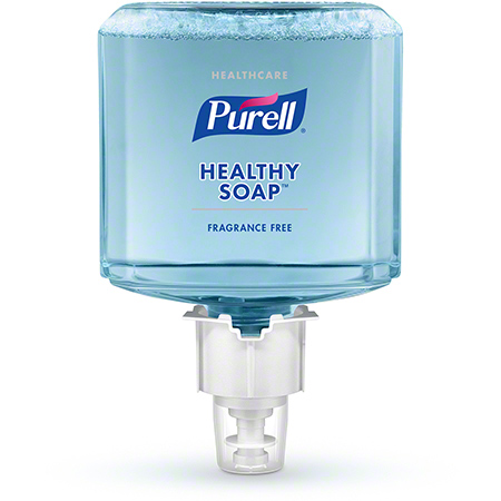 6472-02-CAN00 PURELL ES6 HEALTHY SOAP MILD FOAM FRAGRANCE FREE 2 X 1200ML