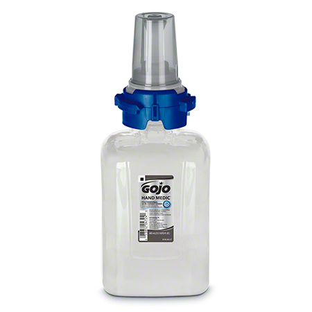 8745-04 GOJO ADX-7 HAND MEDIC PROFESSIONAL SKIN CONDITIONER, WHITE, 4x685ML/CASE