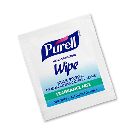 9021-1M-CAN00 PURELL HAND SANITIZING WIPES (LOOSE) 1M/CS