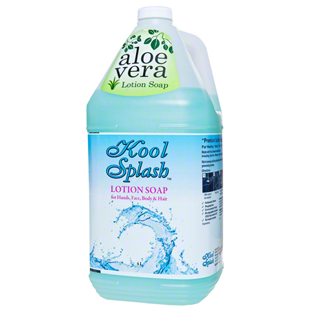 71-00 GRIME EATER KOOL SPLASH HAIR/BODY WASH W/ALOE 4 X 4L