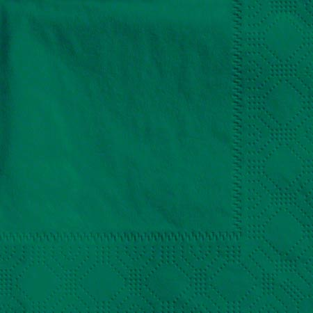 GREEN COCKTAIL NAPKINS 2 PLY 3600/CS