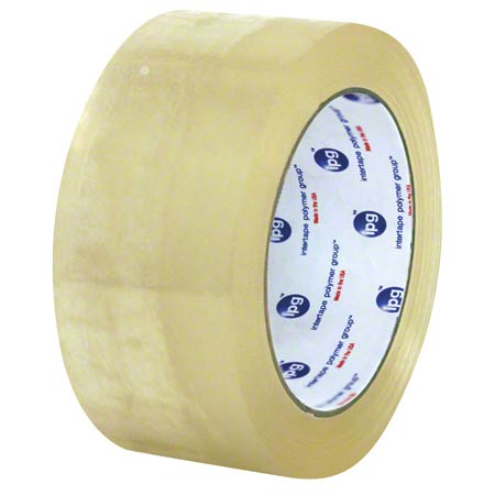 6100 INTERTAPE 48MM X 914M MACHINE TAPE 6RLS/CASE