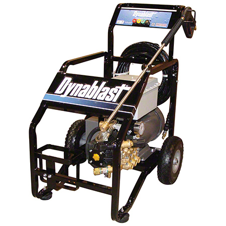 CR3621DET1 Pressure Washer, 2100 PSI, 5HP, 230V, 1PH, 3.6 GPM