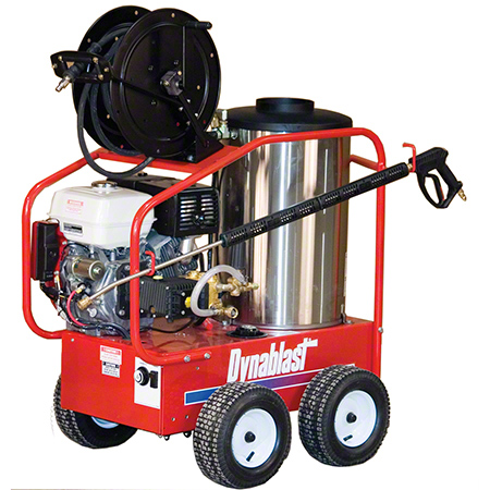 H4035DGF Pressure Washer, 3500 PSI 13HP Honda