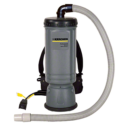 1.014-013.0 Vac Pac HEPA 6, Back Vacuum, 115V, 6 Qt. (includes Hose And Tool Kit)