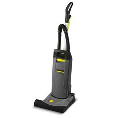 "1.033-333.0 CV38/2 15"" UPRIGHT VACUUM - ANTHRACITE KARCHER(Replaces 1.033-318)"