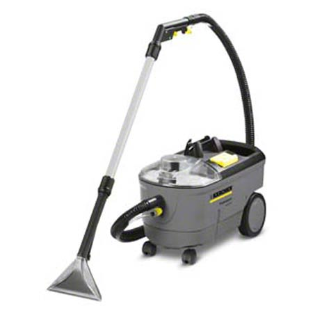 1.100-133.0 PUZZI 10/1 CARPET EXTRACTOR - ANTHRACITE (REPLACES 1.100-123) KARCHER