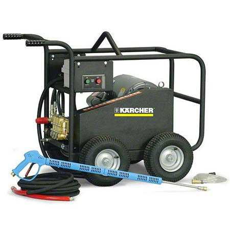 1.107-084.0 HD 5.0/50 Eb Cage Pressure Washer. 5000 PSI @ 5.0 GPM, 230V / 3PH