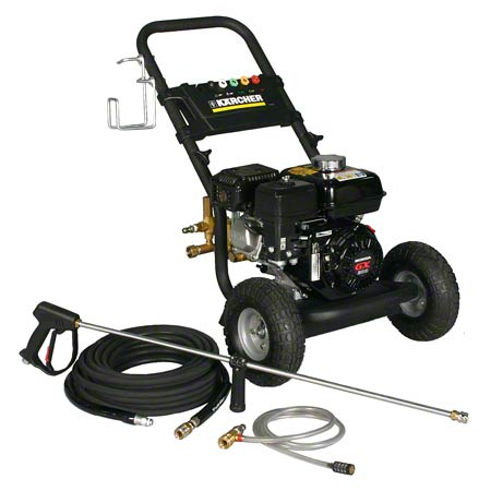 1.107-106.0 Pressure Washer 2700psi X 2.8gpm 6.5 HP Honda GX Engine,Karcher KG2530G Pump,