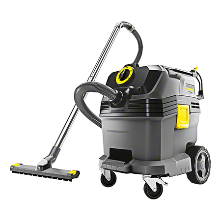 1.148-206.0 KARCHER 8 GAL WET/DRY TACT CANISTER VACUUM