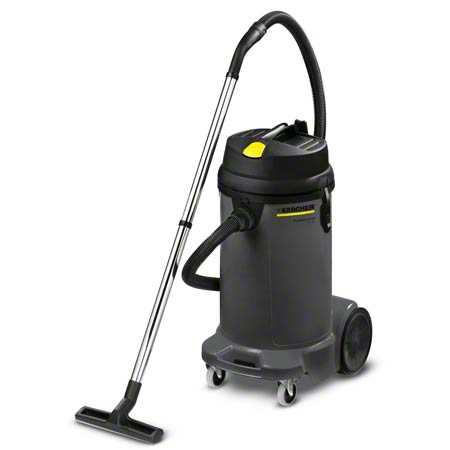 1.428-623.0 NT48/1 WET DRY VACUUM ANTHRACITE (REPLACES 1.428-605 YELLOW)