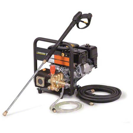 1.575-350.0 Pressure Washer 2300psi X 2.4gpm 2.3 HP Honda GX Hand Carry Karcher Crankcase