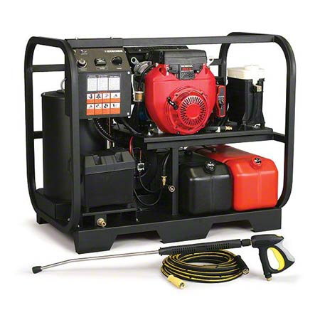 1.575-617.0 Pressure Washer 5.5 Gpm, 3500psi, Belt 20HP Honda Belt Drive