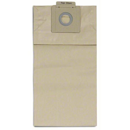 6.904-312.0 PAPER FILTER BAGS 10/PK FOR T12/1 VACUUM