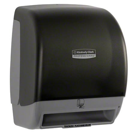 09803 TOUCHLESS ELECTRONIC ROLL TOWEL DISPENSER