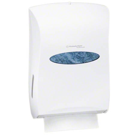 09906 SERIES I MULTI FOLD, PEARL WHITE, DISPENSER