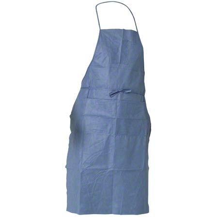 36260-KLEENGUARD* A20 BREATHABLE PARTICLE PROTECTION APRON DENIM WITH POCKETS 100/CS