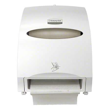 48856 KC PROFESSIONAL ELECTRONIC TOWEL DISPENSER WHITE FOR 02000, 50606, 50500 1.75""