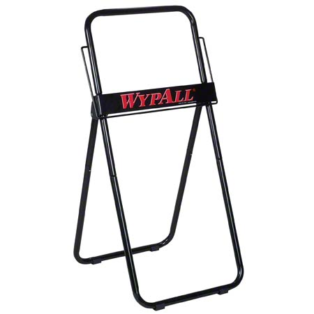 80596 METAL FLOOR STAND FOR JUMBO ROLL WIPERS