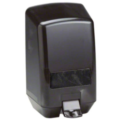 91011 E-Z VIEW DISPENSER BLACK/GREY, FOR 800 ML