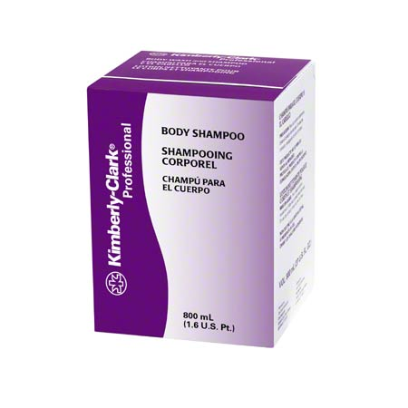 91280 HAIR & BODY SHAMPOO 12 X 800 ML