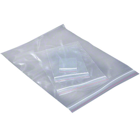 ZIPLOCK BAGS 8 X 10 X 2MIL PLAIN 1M/CS. PS8X10
