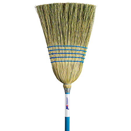 BC104 CORN BROOM 5 STRING INDOOR/OUTDOOR