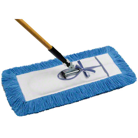 "DM-ALO536 36"" X 5"" ALL IN ONE DUST MOP COMBO BLUE"