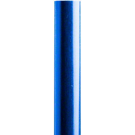 "FHF360BL HANDLE FIBREGLASS 60"" X 1"" BLUE THREADED"