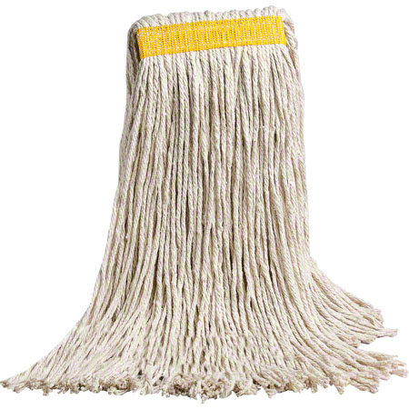 MW-CC32 Cotton Narrow Band Wet Mop Cut End 32OZ - 850 G