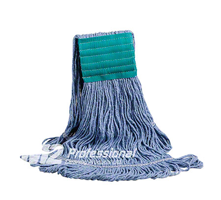MP-SLR11M-WB-BL SUPER LOOPER BLUE MEDIUM WIDE BAND WET MOP