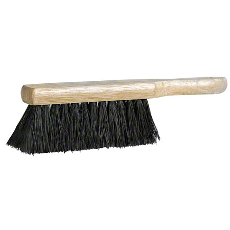 BBC-206M BANISTER COUNTER BRUSH HORSEHAIR MIX FIBRE WITH WOOD BLOCK