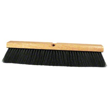 PB-T18 (56018) PUSH BROOM 18″ TAMPICO FIBRE ALL PURPOSE