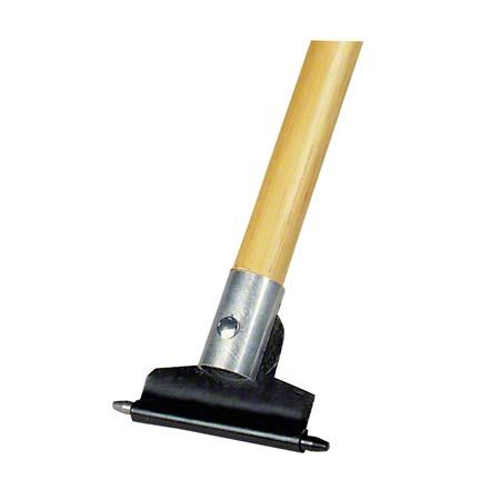 DF-CL60 CLIPPER DUST MOP HANDLE WOOD