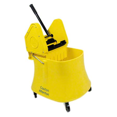 131580 MA1232-40 YELLOW BUCKET/WRINGER COMBO