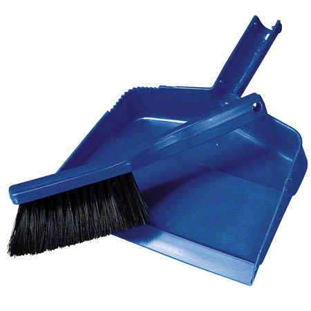 MI206D 134763 DUST PAN & BANISTER BRUSH SET