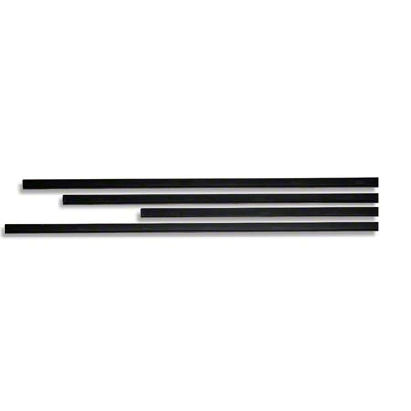 "PUT71845 139797 18"" REPLACEMENT RUBBER FOR WINDOW SQUEEGEE"