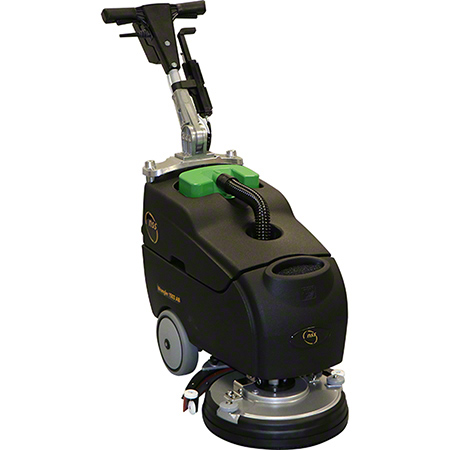 1202016 WRANGLER 1503 AB 15″ WALK BEHIND SCRUBBER WITH GEL BATTERIES – NSS