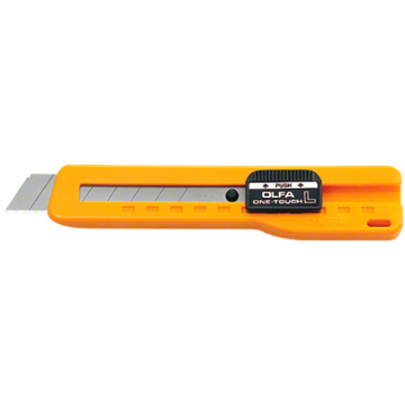 A5023 SLIDE LOCK BOX CUTTER KNIFE