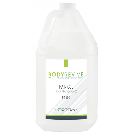 BR850 BODY REVIVE HAIR GEL 4 X 4L/CS