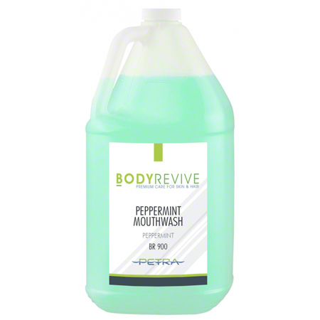 BR900 BODY REVIVE PEPPERMINT MOUTH WASH 4 X 1GAL/CS