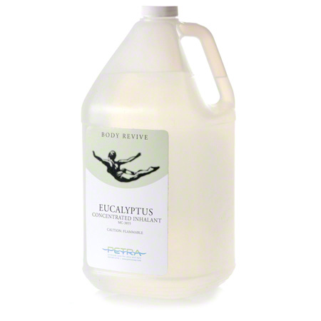 MC3055 EUCALYPTUS CONCENTRATED INHALANT FRAGRANCE 4 X 4L/CS