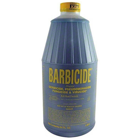 MC8004 1.89L BARBICIDE DISINFECTANT CONCENTRATE