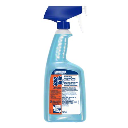 PG00639 SPIC & SPAN ALL PURP. CLEANER 8 X 945ML/CS