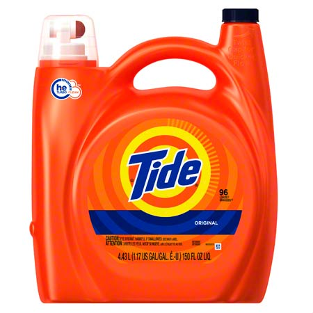 5.02L.TIDE H.E LIQUID DETERGENT 110 LOAD