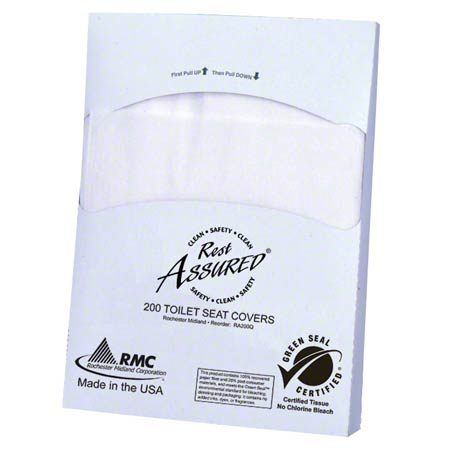 HG-QTR-5M1/4 FOLD TOILET SEAT COVERS 25 X 200/CS