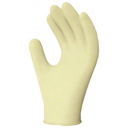 1649 GOLD TOUCH LARGE SYNTHETIC STRETCH GLOVES 5 MIL POWDER FREE 10 X 100/CS