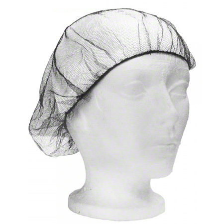 "1818BR Hairnet Polyester Mesh BROWN 21"" (100)"