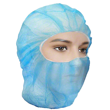 1885 RONCOCARE BALACLAVA BLUE LIGHT WEIGHT 500/CS